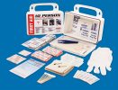 10 Person OSHA/ANSI Poly First Aid Kit