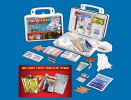 183 Piece Emergency First Aid & Survival Kit