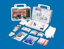 25 Person OSHA/ANSI 2015 Class A Poly First Aid Kit